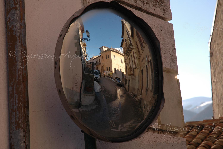 Arquata allo specchio